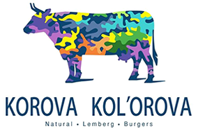 Корова Кольорова - фото