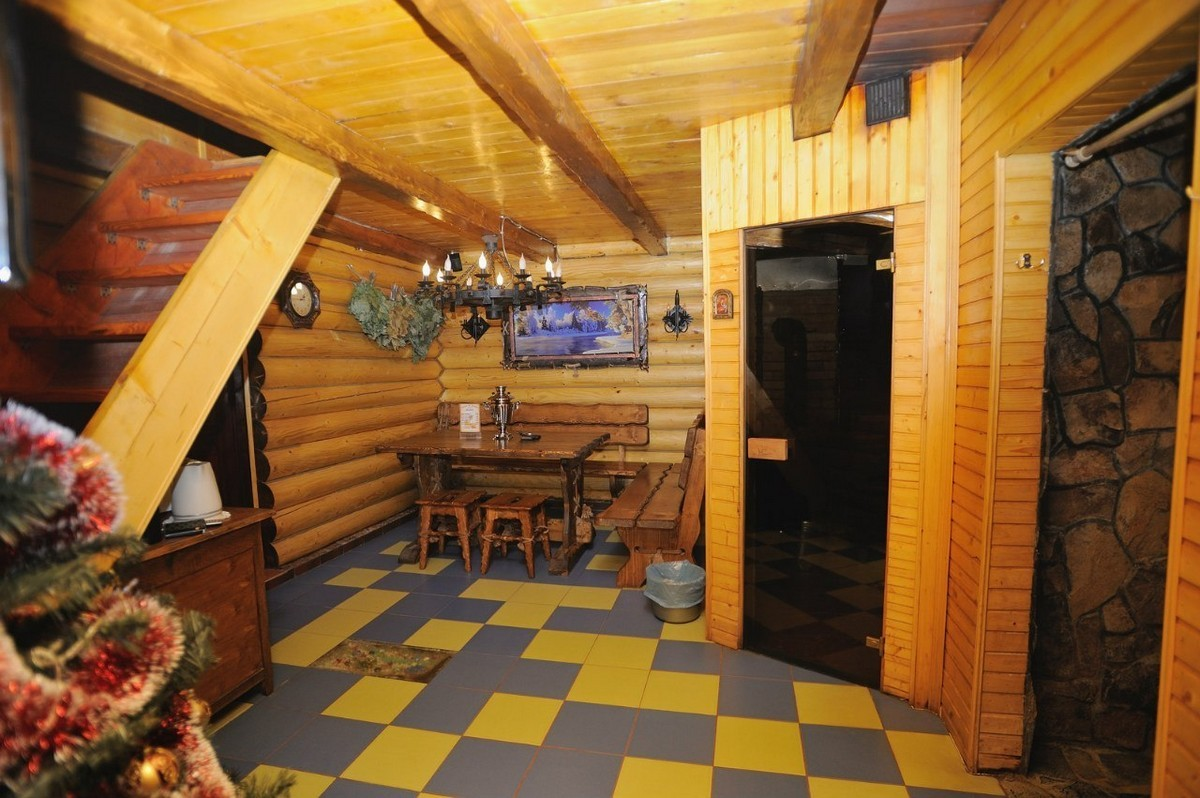 Сауна на дровах - фото 2