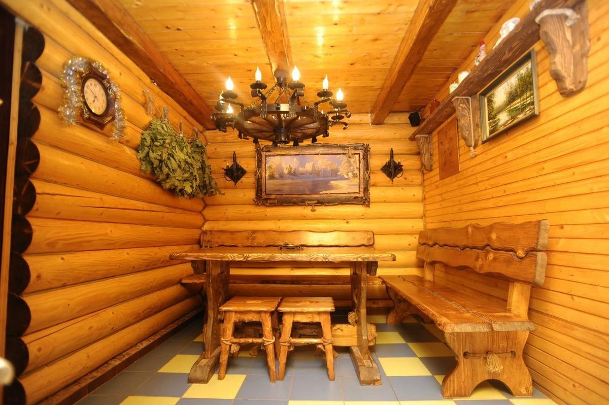 Сауна на дровах - фото 7