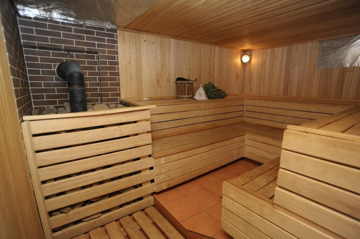 Сауна на дровах - фото 9