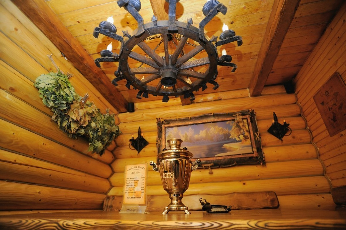 Сауна на дровах - фото 10