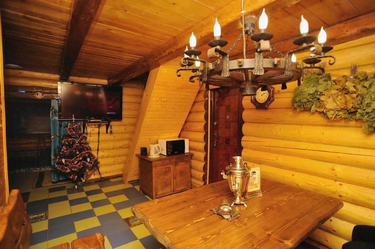 Сауна на дровах - фото 13