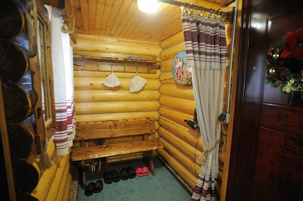 Сауна на дровах - фото 14