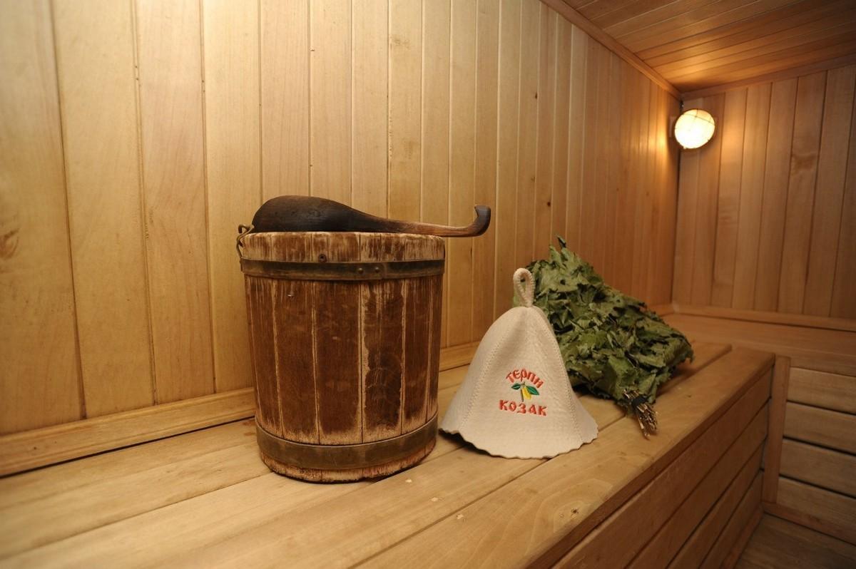 Сауна на дровах - фото 15