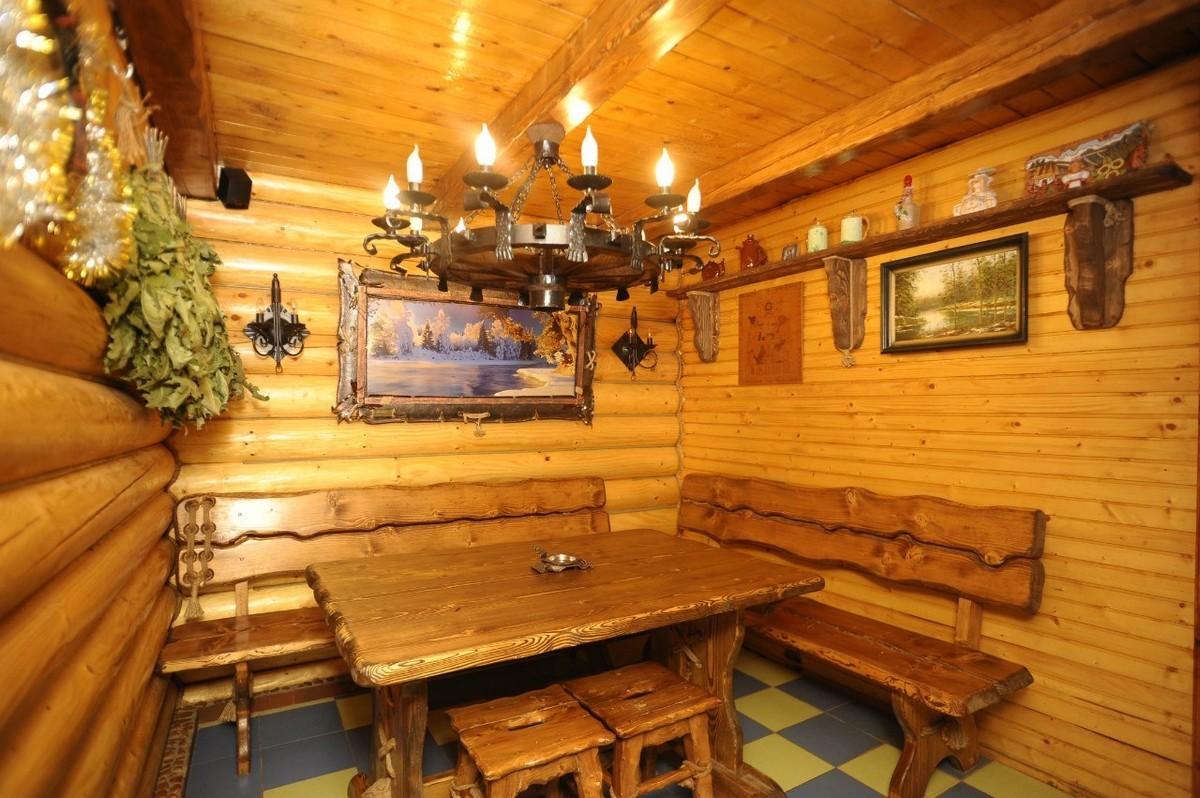 Сауна на дровах - фото 16