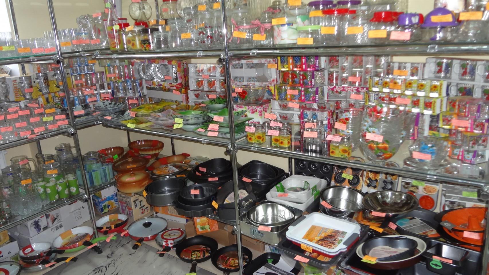 Гуртівня посуду і подарунків