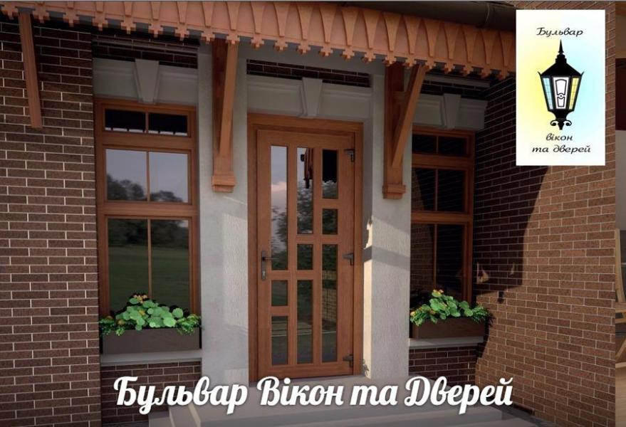 Бульвар Вікон та Дверей - фото 20