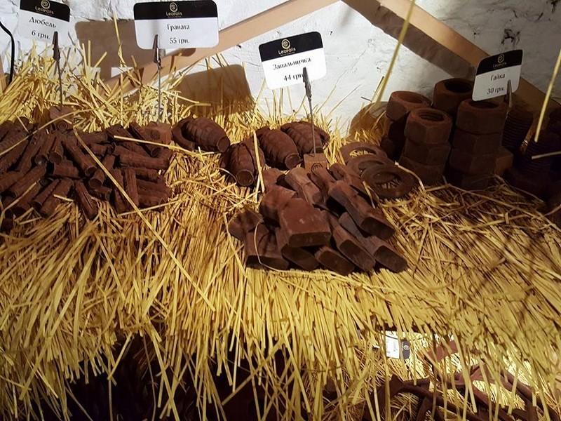 Leopolis Шоколад і марципани - фото 44