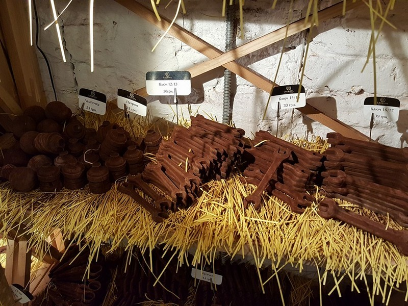 Leopolis Шоколад і марципани - фото 45