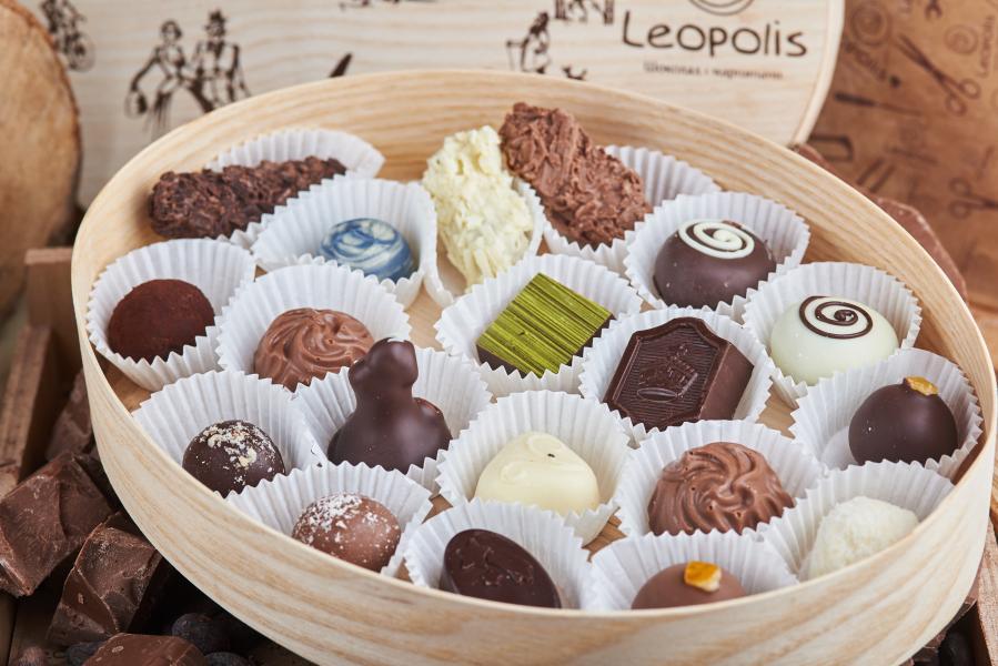 Leopolis Шоколад і марципани - фото 4