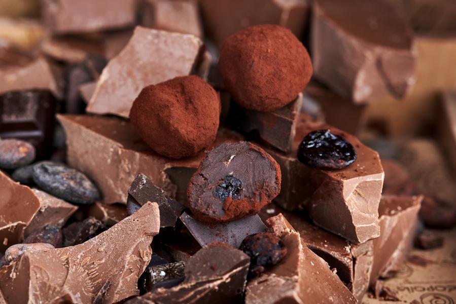 Leopolis Шоколад і марципани - фото 24