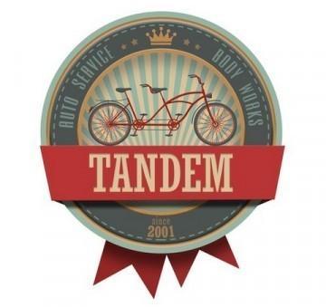Тандем - фото