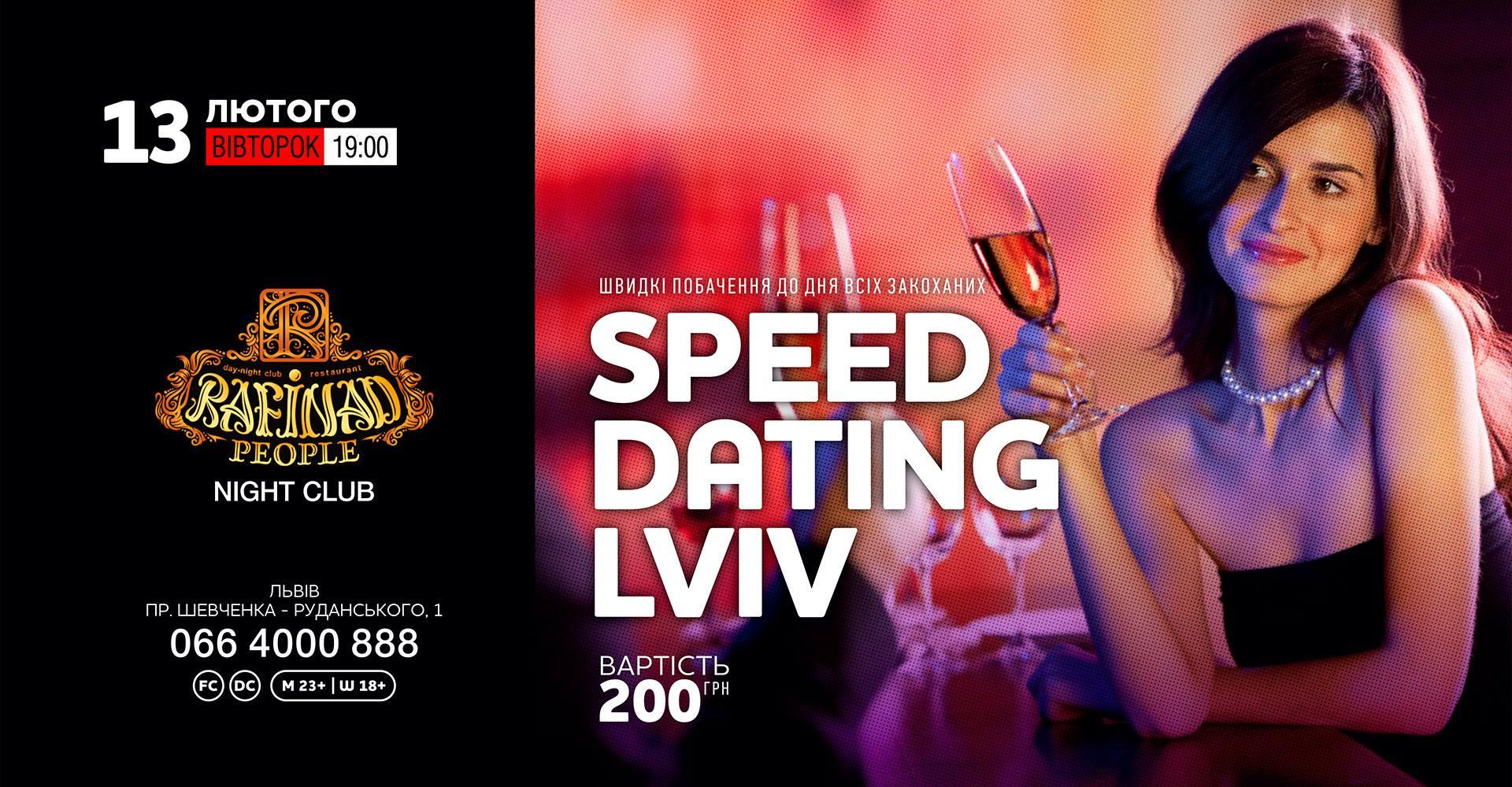 Speed dating lviv
