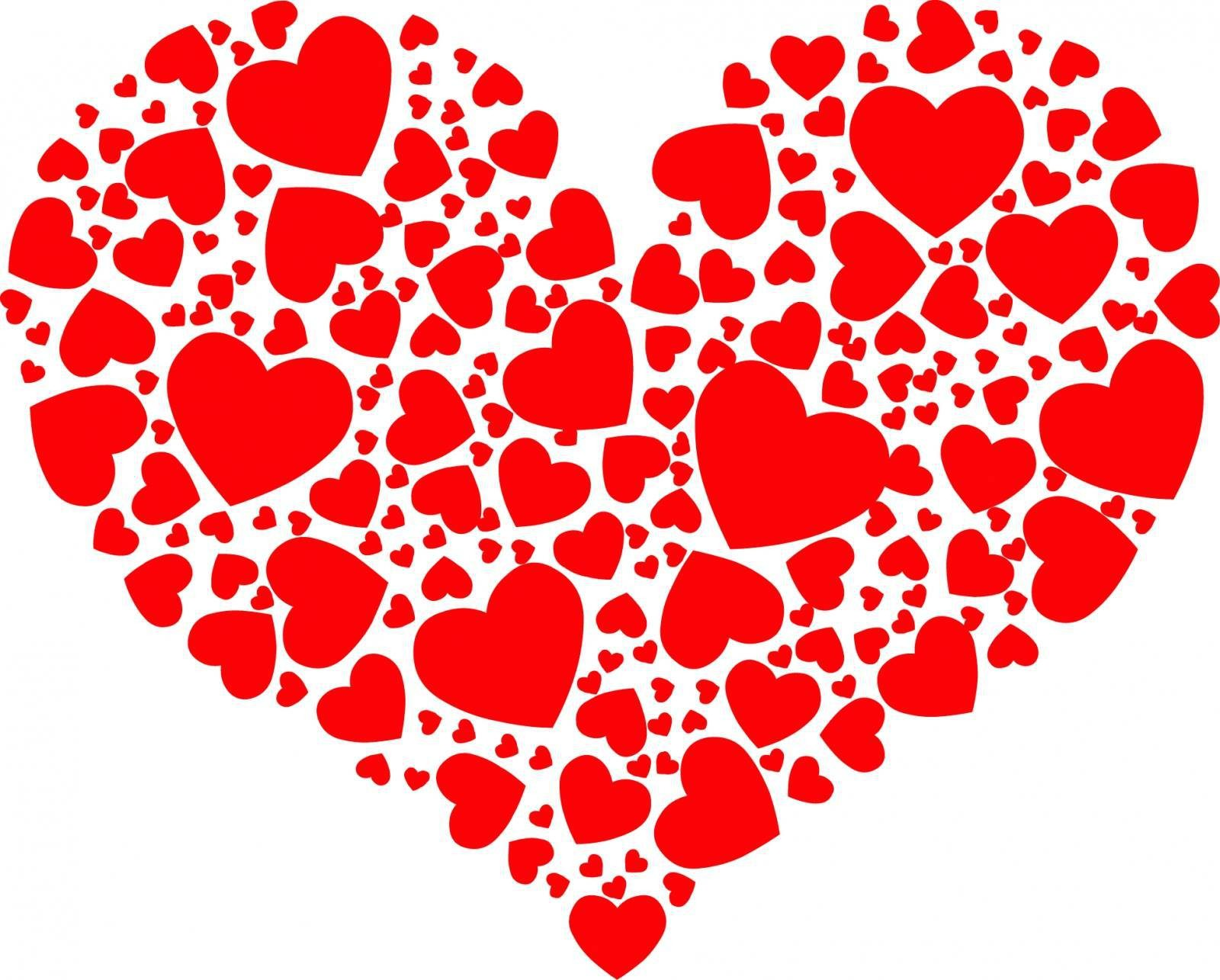 imagen de corazon - HD1600×1285