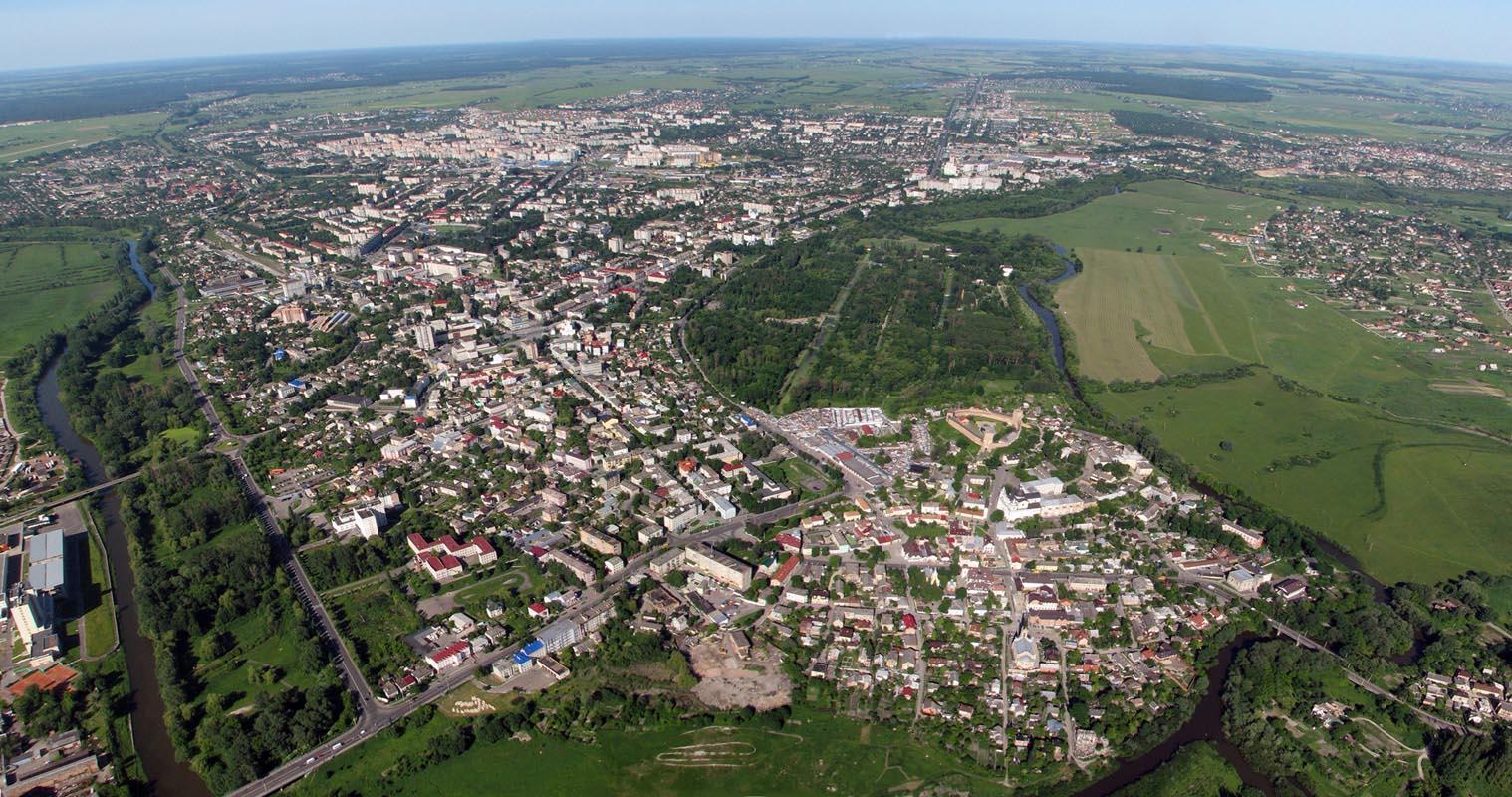 Нововолынск фото города