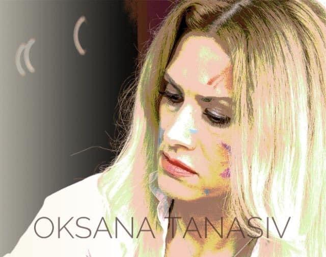 Творчий вечір Оксани Танасів - фото