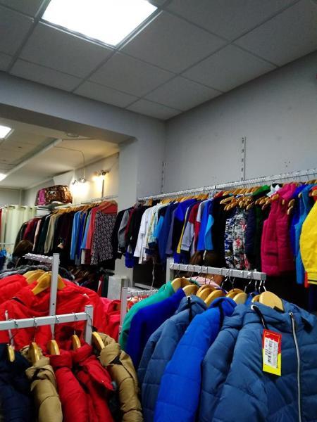Магазин одягу і взуття