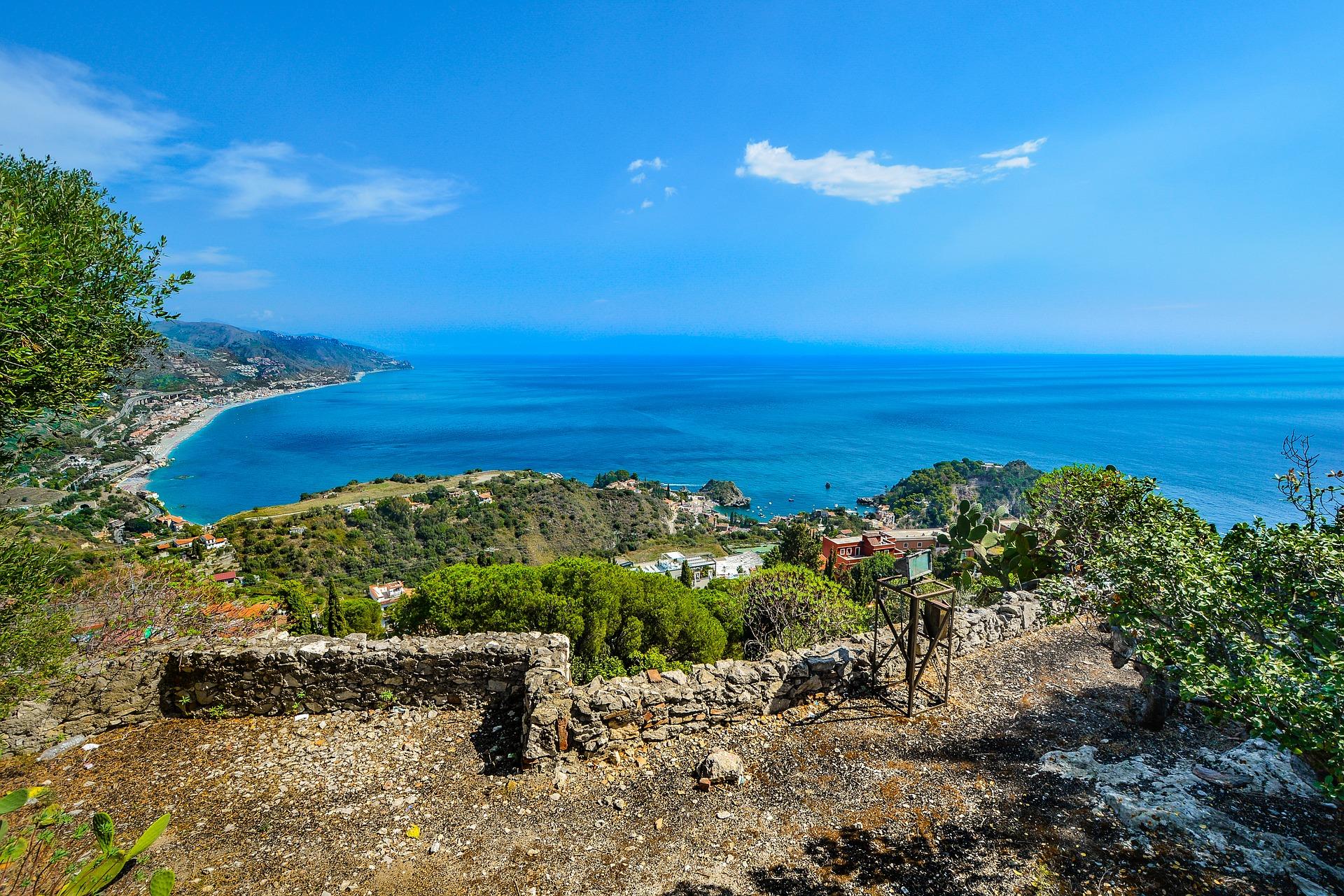La mejor manera de descubrir Sicilia es en bicicleta