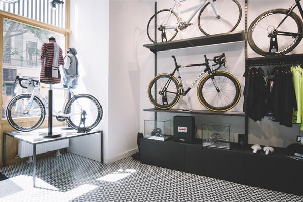 Magasins de vélos