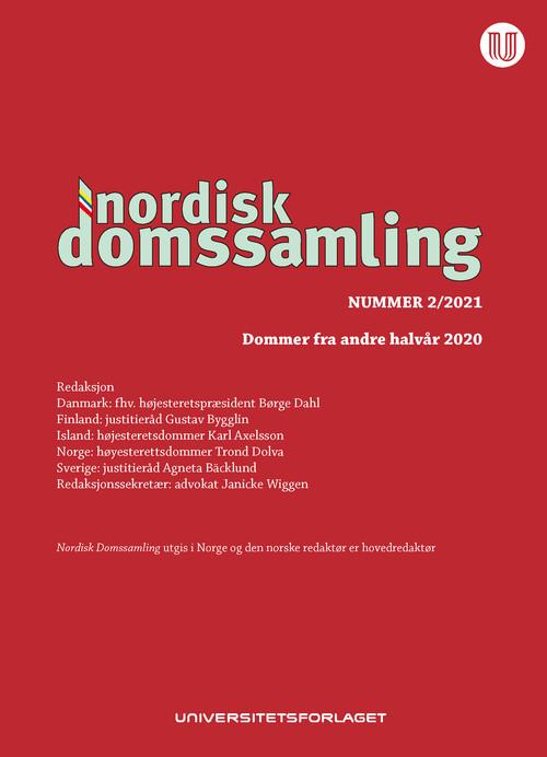 Nordisk Domssamling | Tidsskrifter