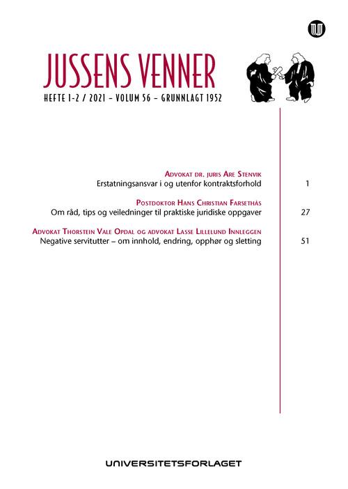 Jussens Venner | Tidsskrifter