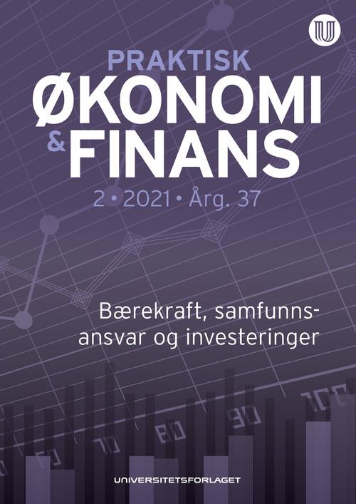 Praktisk økonomi & finans | Tidsskrifter