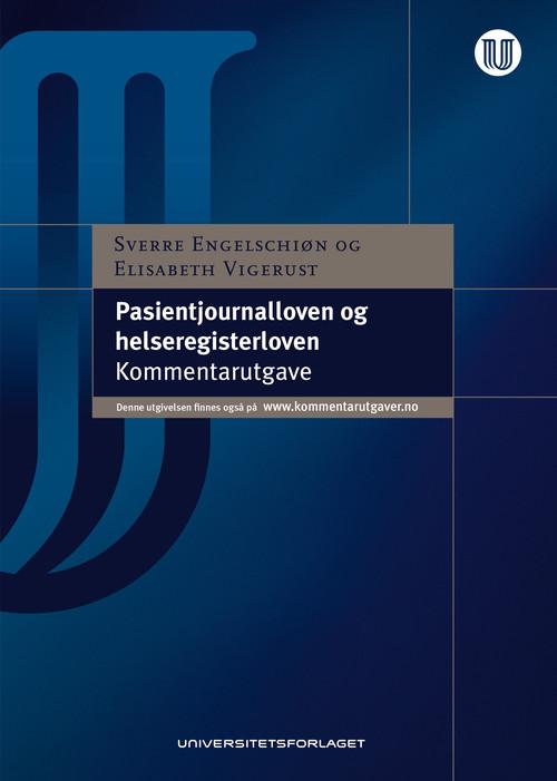 Pasientjournalloven og helseregisterloven
