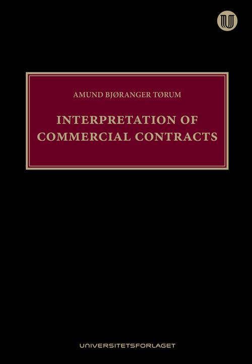 Interpretation of Commercial Contracts