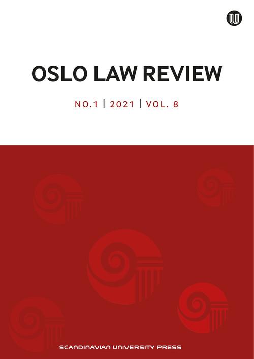 Oslo Law Review | Tidsskrifter