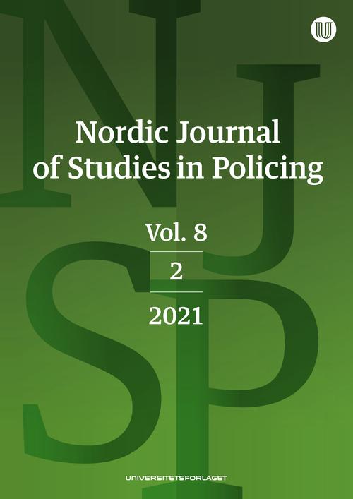 Nordic Journal of Studies in Policing | Tidsskrifter