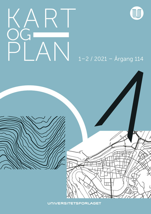 Kart og Plan | Tidsskrifter