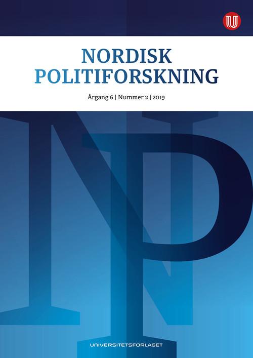 Nordisk politiforskning | Tidsskrifter