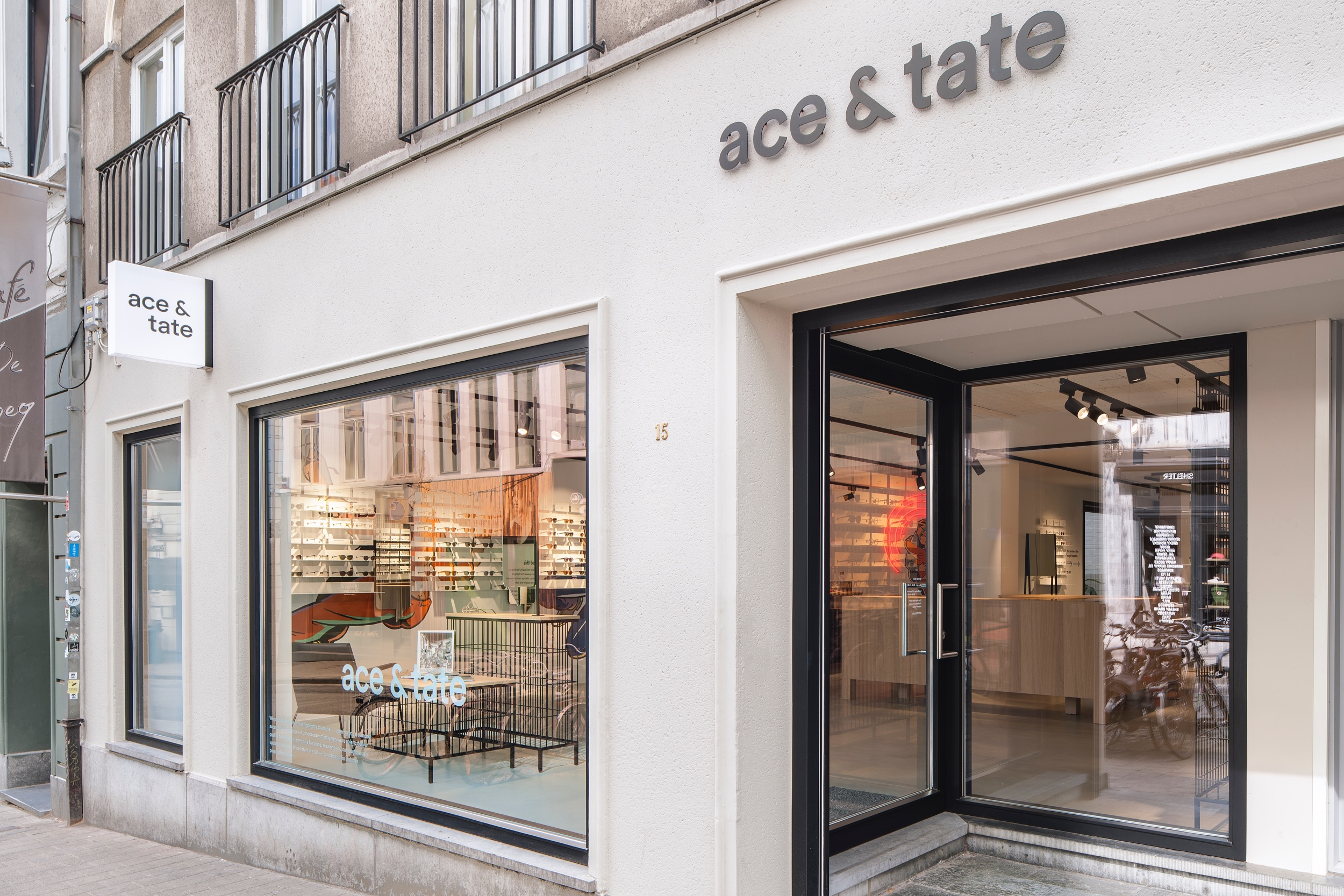 Ace &amp Tate | Sint-Pietersnieuwstraat, Gent