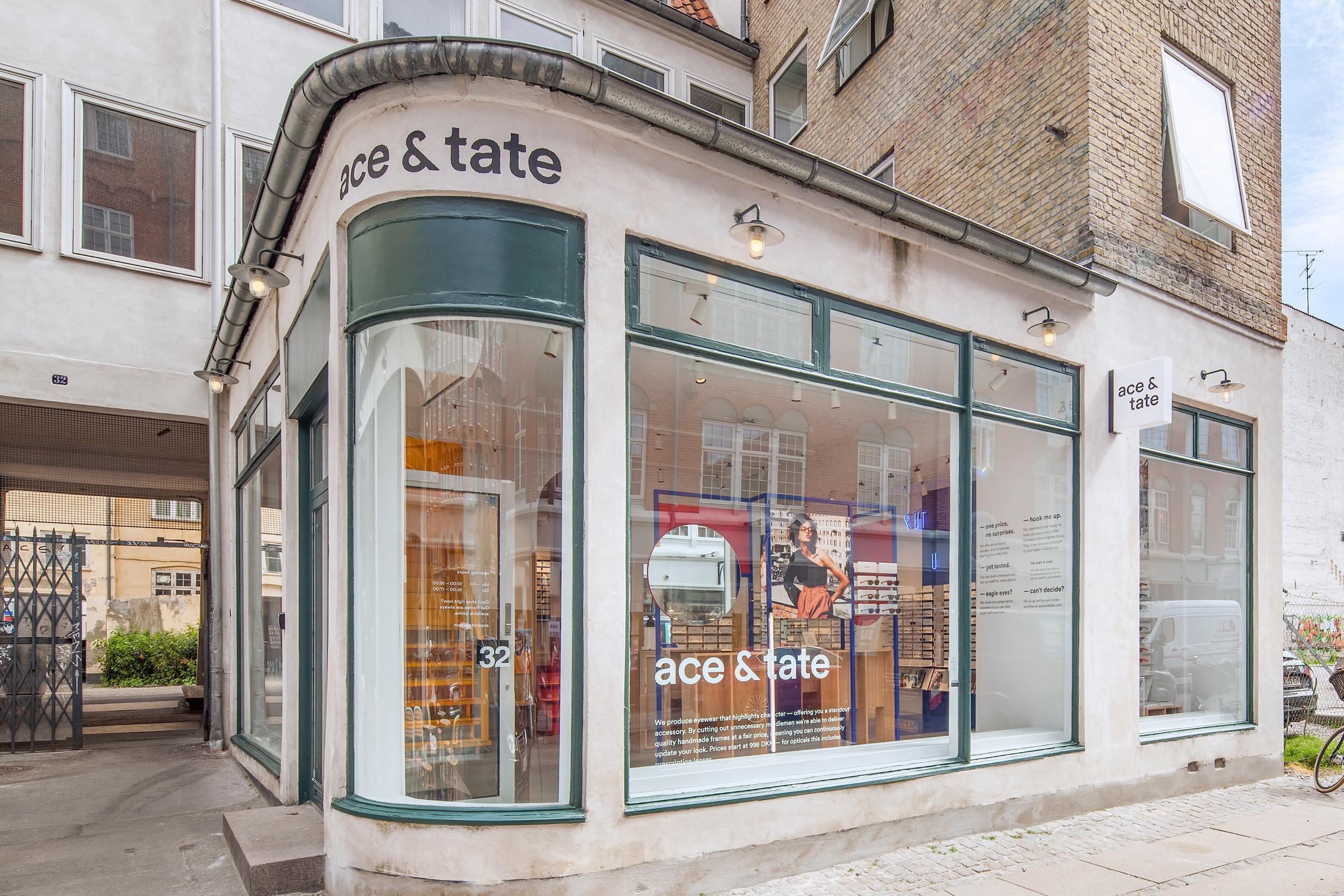 Ace &amp Tate | Ny Østergade, Copenhagen