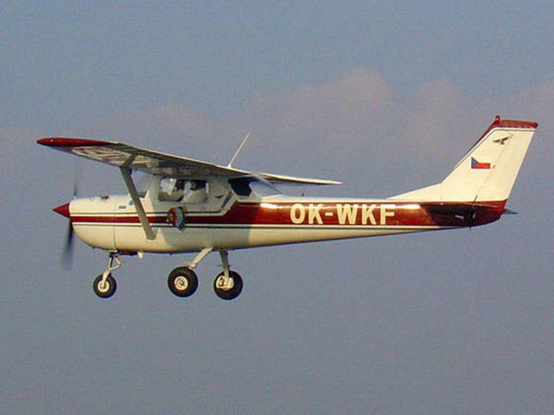 OK-WKF - Cessna 150