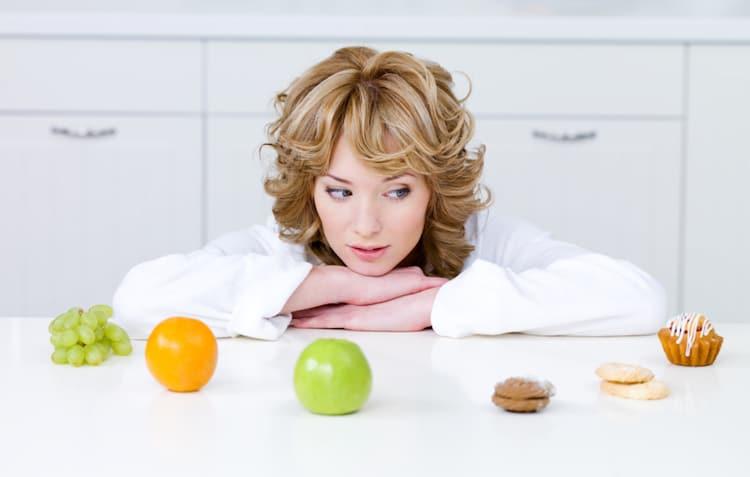 De eerste week van het koolhydraatarm dieet