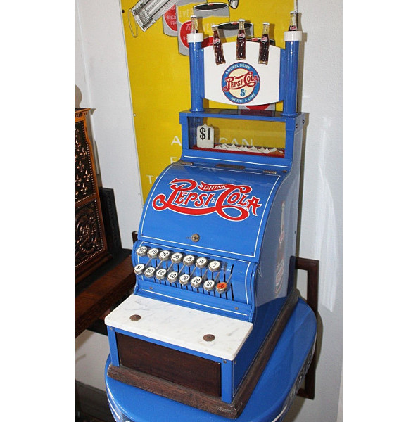National cash register (1920s), Pepsi-Cola branded