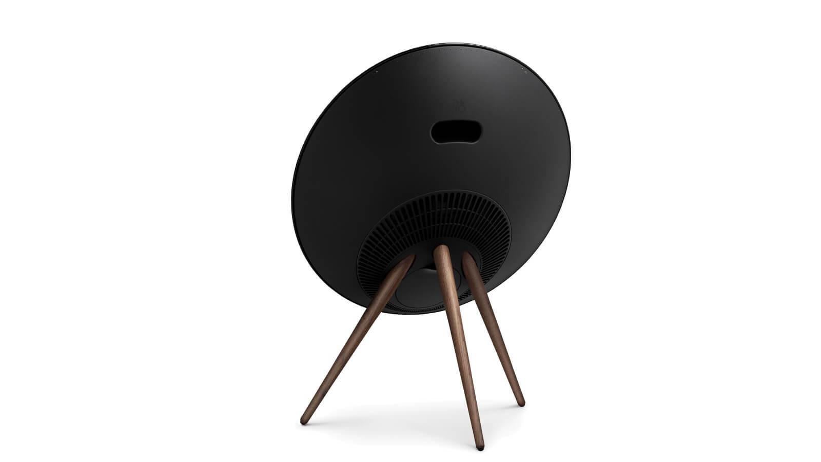 b o play beoplay a9 mkii black walnut multiroom airplay chromecast dlna ebay. Black Bedroom Furniture Sets. Home Design Ideas