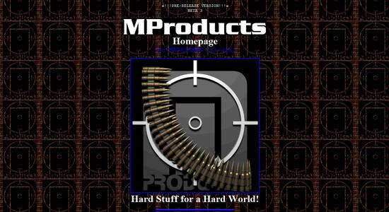 MProducts.de – Jugendsünden eines Webentwicklers