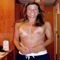 Krista wil een seksdate in Flevoland