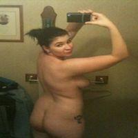 Derde foto van molligmeisje