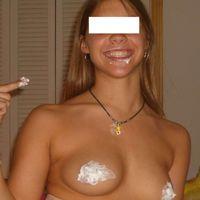 sex met slagroomzoentje