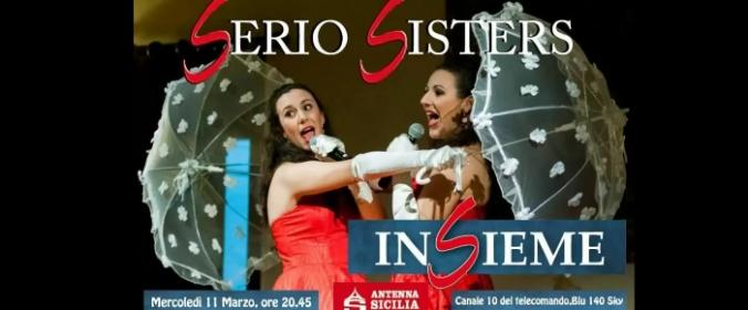 Le Serio Sisters ospiti di Salvo La Rosa ad INSIEME (Antenna Sicilia)