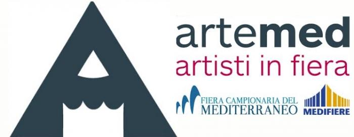 Selezione di artisti, per l'evento Artemed - artisti in fiera