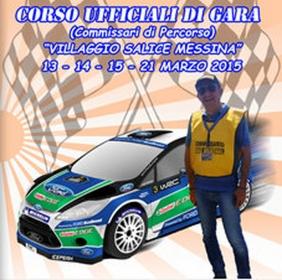 Corso Ufficiali di Gara dell'Automobile Club Messina