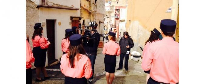 La Banda di Isnello testimonial per lo spot pubblicitario dell'Aranciata San Pellegrino