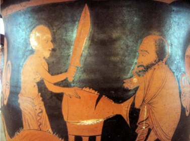 Museo Mandralisca - I tesori oggetti da toccare per ipovedenti