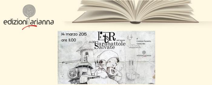 Presentazione a Napoli  del libro 'Etor nel paese delle carabattole salvate'