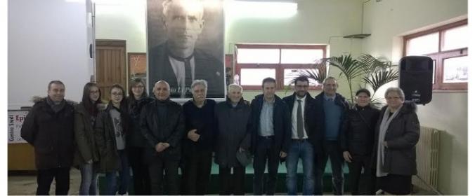 CELEBRATO IL 67° ANNIVERSARIO DELL'ASSASSINIO DEL SINDACALISTA EPIFANIO LI PUMA