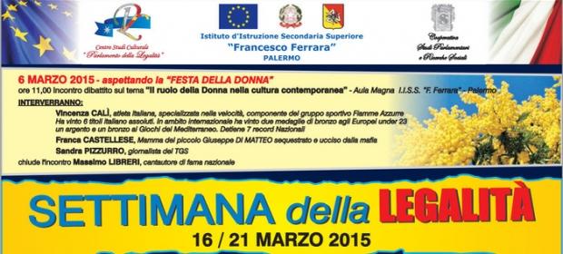 Istituto Ferrara: Progetto di Educazione alla Legalità e Cittadinanza Attiva